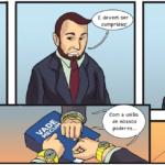 Episódio 1 - A GRANDE APARIÇÃO: Surge o Homem Justiça