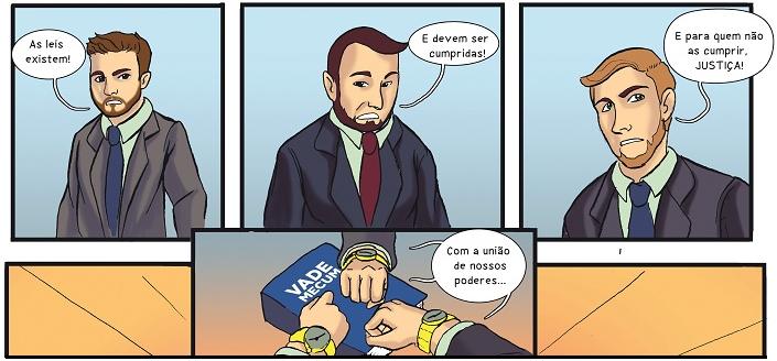 Episódio 1 – A GRANDE APARIÇÃO: Surge o Homem Justiça