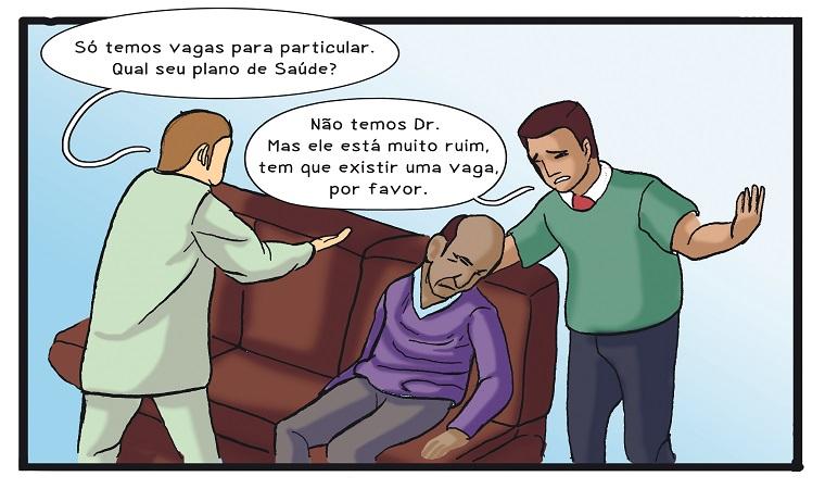 Episódio 2 – HOSPITAL: Cheque Caução